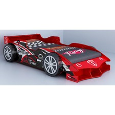 Super Charged F1 Racing Car Bed