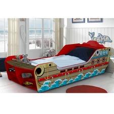 Captain Jack Single Boat Bed