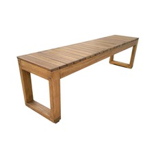 2 Seater Outdoor Bench