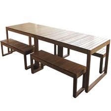 8 Seater Large Exemplar Outdoor Table Set