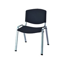 Penne Stacking Chair in Black