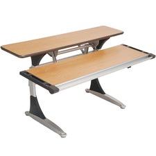 Split Surface Desk
