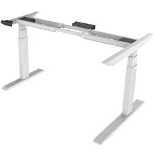Adjustable Basix Corner Desk Base