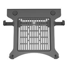 Black Rodovan Laptop Tray Riser