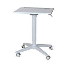 White Giro Sit & Stand Desk