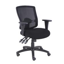 Black Frazier Mesh Office Chair