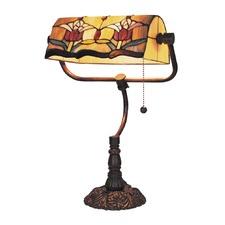 Tulip Bankers Lamp