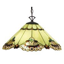 Benita Leadlight Hanging Pendant
