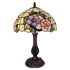 Crystal Dragonfly Table Lamp