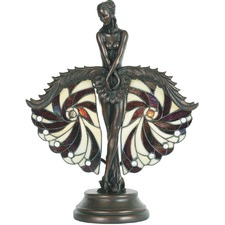 Showgirl Tiffany Table Lamp