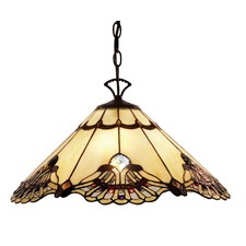 Benita Leadlight Hanging Pendant