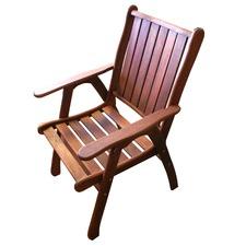 West Bay Hardwood Outdoor Armchair (Set of 2)