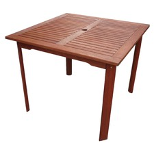 Richmond Square Outdoor Timber Table