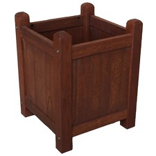 Shorea Wood Planter Box