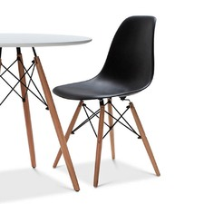 Replica Eames DSW Side Chair (Set of 4)