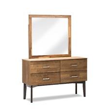 Zoey Dresser & Mirror