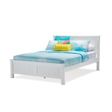Snow Bed White