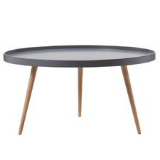 Jokum Scandinavian Style Coffee Tray Table