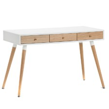 Oak Scandi Desk