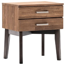 Zoey Solid Wood Side Table