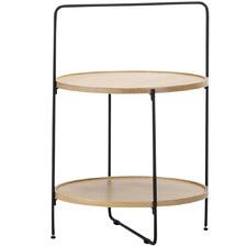 Natural Frae Side Table