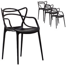 Philippe Starck Replica Masters Chairs (Set of 4)