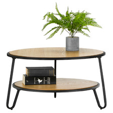 Macy Round Coffee Table