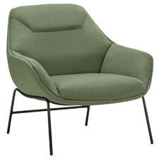 Tariel Fabric Lounge Chair
