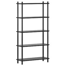 Harper 5 Tier Bookshelf