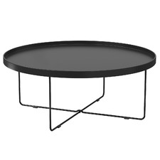 Black Dayzie Coffee Table