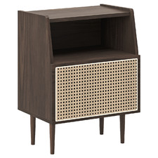 Campbell Rattan Side Table
