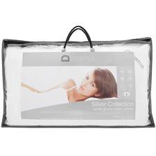 Silver Goose Standard Pillow