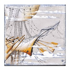 Cloudy Day Dreams by Olena Kosenko Wall Art