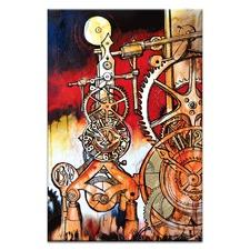 Going Clockwise by Olena Kosenko Wall Art