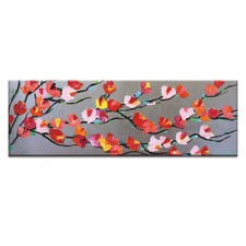 Long Silver Magnolia by Anna Blatman Wall Art