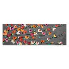 Silver Magnolia by Anna Blatman Wall Art