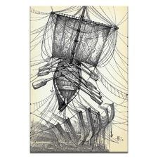 Fly With Me, Study by Olena Kosenko Wall Art