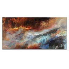 Earth, Wind & Fire by John Louis Lloyd Wall Art
