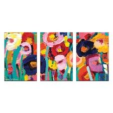 Anna Blatman Joletta Triptych Art