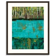 Forest Framed Wall Art