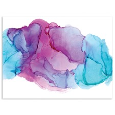 Free Falling Abstract Printed Wall Art by Fern Siebler