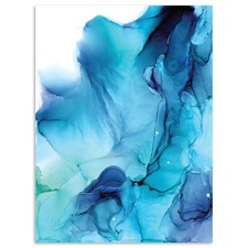 Tempest Abstract Printed Wall Art by Fern Siebler