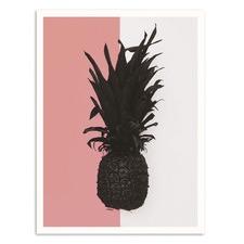Pineapple Printed Wall Art