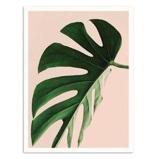 Proud Leaf Printed Wall Art