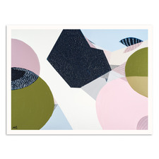 Bondi Love 2 Printed Wall Art by Ani Ipradjian