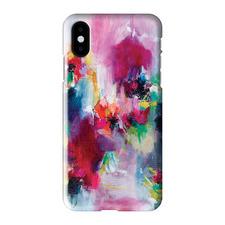 Fae Flowers iPhone Case