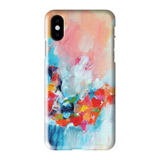 Chasing Water Falls iPhone Case