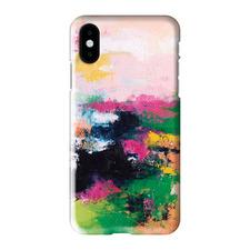 Marina Square iPhone Case