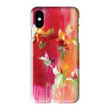 April Blooms iPhone Case