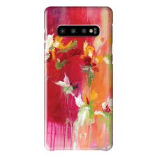 April Blooms Samsung Phone Case